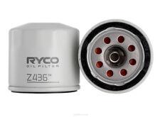 Ryco Oil Filter Z436 Mitsubishi Lancer Evolution Nissan NAVARA D23 BOX OF 10
