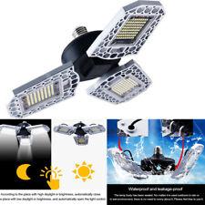 100W Triple Glow Deformable Garage Light Premium 10000 Lumens LED Light US