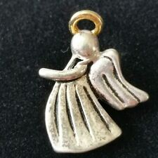 Gold Metal Scatter Pin W109 Unbranded Angel Pin Silver And