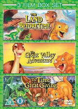 The Land Before Time 1-3 (Box Set) [DVD]