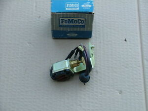 1964-65 Ford Falcon back-up lamp switch w/ 4-speed, NOS! C4DZ-15520-A