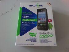 Tracfone Alcatel Onetouch Pixi Glitz 4G Android Smartphone Prepaid A463BG SEALED