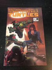 Teenage Mutant Ninja Turtles#2 Awesome Condition 6.0(1986) 3rd Print!!