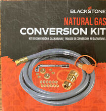 Blackstone Natural Gas Conversion Kit Griddle Tailgater Rangetop Stove