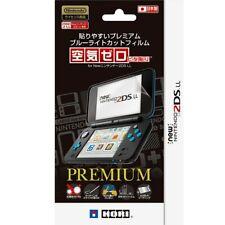 Hori Zero Air Blue Light Cut Film Premium New Nintendo 2DS JTK-4961818028159 LL