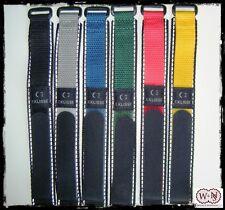 Cinturini Navy sport a strappo misure: 20-24mm. Nylon Straps. ENTRATE!!!