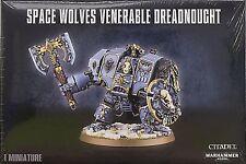 Space Wolves Venerable Dreadnought Warhammer 40K NIB Flipside