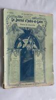 Revista Dibujada Semanales El Journal De'Indre-Et-Loire N º 2/10 Décembre 1901