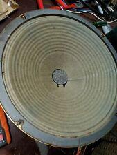 "Motorola Golden Voice, Alnico Woofer Speaker 12"", 6.3 Ohms"
