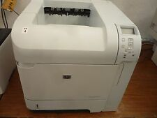 HP 4015N BLACK AND WHITE WORKGROUP LASER PRINTER- REFURBISHED