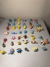 Vintage Pokemon Figures Huge Lot Tomy Lot Of 42 See Description