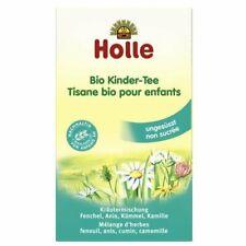 HOLLE Organic Tea for babies children 4m+ 30 gr