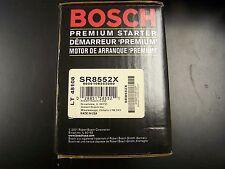 NIB Bosch SR8552X Remanufactured Starter Escalade Suburban Tahoe Avalanche Yukon