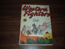 Western Fighters 10 (Cisco Kid Comics 1)-very rare Canadian edition