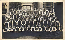 More details for wisbech photo. girls school group by lilian ream, wisbech.