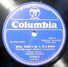 78 rpm 3 IMPORTED records N-:  SIR T. BEECHAM & ROYAL PHIL ORCH - MOZART #34