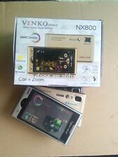 "Vinko NX800 dual sim 3.5"" touch screen, memory card slot. Black mix"