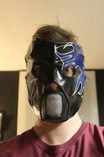 Custom wrestling mask Kane style