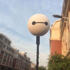 Cute Big Hero 6 Baymax Antenna Balls Car Aerial Antenna Topper Decor & Pen Ball