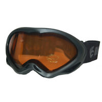 OK Co Kids Snow Ski Snowboard Goggles Childrens BLACK