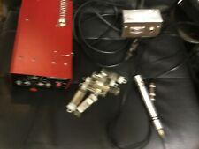 120V – Burnmaster Eagle Pro, 1-Pen, 15-Tips & Relative power Outlet