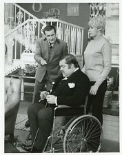 PATRICK MACNEE PATRICK NEWELL RHONDA PARKER THE AVENGERS 1967 ABC TV PHOTO