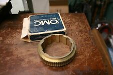 New  OEM omc stringer drive worm gear   Part # 308806
