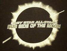 EASY STAR ALL STARS reggae psychedelic tee Dub Side of Moon lrg ringer T shirt