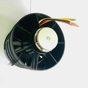 Electric EDF 120mm Ducted Fan 12 Blades 5075 kv650 motor Tested Balance