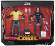 Marvel Legends Luke Cage & Claire Temple Action Figure 2 Pack