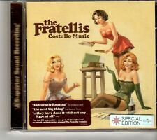 (FH902) The Fratellis, Costello Music - 2006 CD