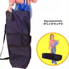 Stroller Travel Bag For Most Single Umbrella Style Strollers By Alphabetz New!!