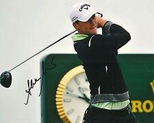 Alexander Noren signed 8x10 Pga photo with Coa A