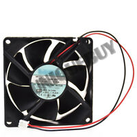 For NMB 3110KL-04W-B50 12V 0.30A 80*80*25mm 3.6W 2pin cooling fan