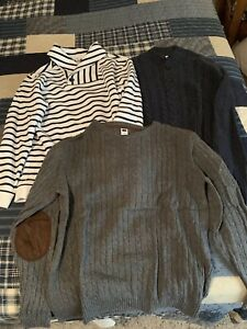 Janie And Jack Boys Sweaters Shirt 10