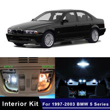 20x LED White Car Lights Interior Package Kit For 1997-2003 BMW 5 Series E39 M5