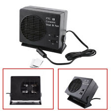 12V Car Heater Fan Defroster Ceramic Demister For Car Temperature Control Device