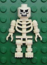 LEGO SKELETON MINIFIG LOT ninja soldier knight pirate UNDEAD ARMY ZOMBIE!!