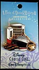 Disney Pin: Piece of Disney History 2006 - Disney Cruise Line LE 2500