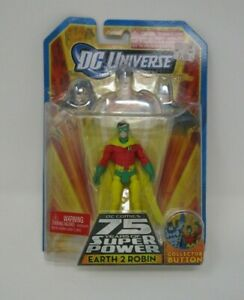 Earth 2 Robin 2009 DC UNIVERSE CLASSICS 75 Years of Super Power MOC