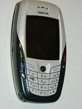 HS sans garantie POUR PIECES for parts TELEPHONE portable NOKIA NHL-10 6600