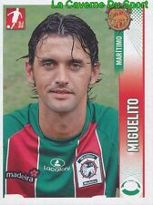 134 MIGUELITO PORTUGAL CS.MARITIMO Apollon Limassol STICKER FUTEBOL 2009 PANINI