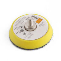 50mm/2inch Polishing Sander Backing Plate Napping Hook Loop Sanding Disc Pad