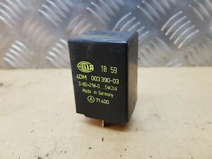 Mercedes T2 relay 4DM 003 390-03 24v 003390-03 hazzard flasher 609D 709D 814D