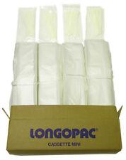 Longopac-Plastic bag concrete grinder vacuum cleaner (Ermator HTC Nilfisk)4 Pack