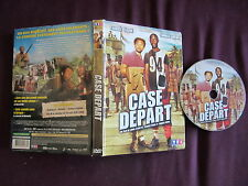Case départ de Lionel Steketee (Fabrice Eboué,Thomas Ngijol), DVD, Comédie