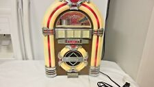 Thomas Collector's Edition Jukebox AM/FM Radio, Cassette CR11-Lights & Works