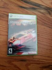 Ridge Racer 6 (Microsoft Xbox 360, 2005) New & Sealed Y-Folded *Rare*