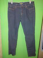 3269) LUCKY BRAND 12 31 Charlie Skinny denim stretch jeans low rise skinny 12