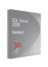 SQL Server 2008 Standard Edition License Key